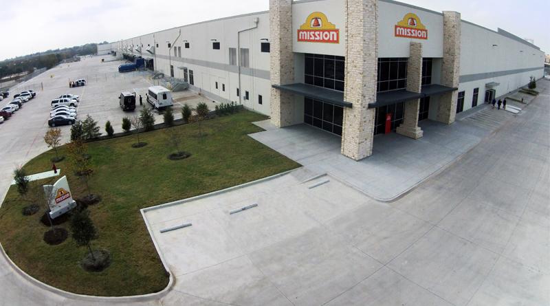 Gruma inaugura nueva planta en Dallas