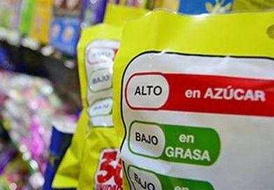 Proponen incluir semáforo nutricional en etiquetas de alimentos
